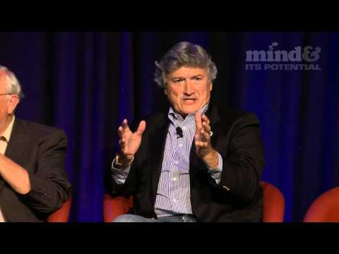 """Creating wellbeing for body and mind"" panel at Mind & Its Potential 2012"