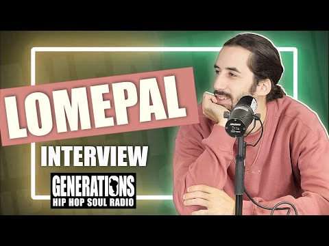 Youtube: Lomepal | Interview : Réedition  »Jeannine », Booba, l'autodérision, Caballero …