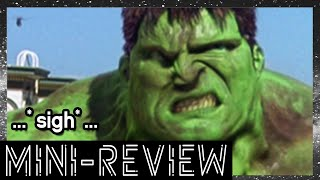 """YOU WANT THIS POWER?!"" - Hulk (2002) 