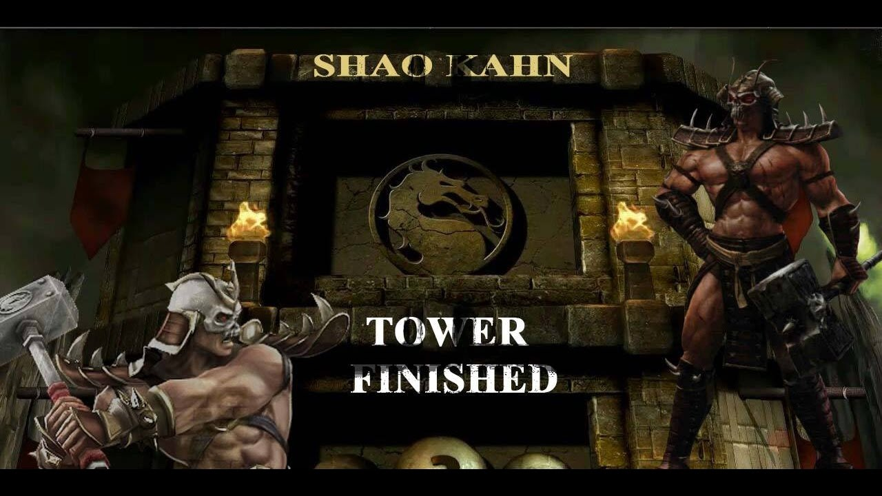 mkx mobile how to get shao kahn