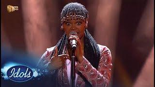 Top 16 Girls: Ntokozo - Ndiza - Idols SA | Mzansi Magic