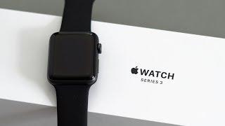 Apple Watch (Series) 3! Unboxing & erster Eindruck | deutsch