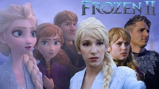 Frozen 2 | Trailer in Real Life