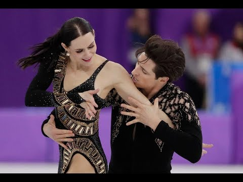 Ice Dancer Scott Moir Is Engaged, But Not To Tessa Virtue