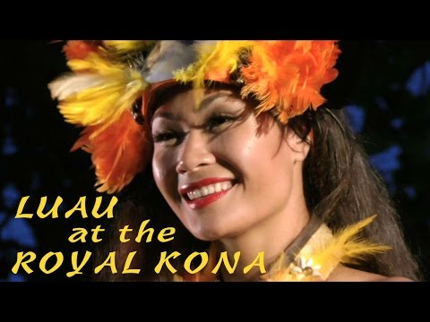 Luau at the Royal Kona Resort, Hawaii | Video