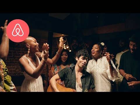 Introducing Airbnb Concerts