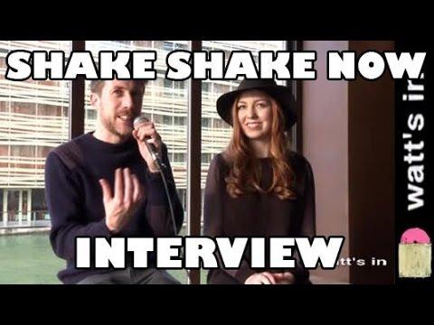 Shake Shake Go : England Skies Interview Exclu