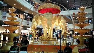 Pacific mall Delhi,beautiful live event,during Diwali,2017