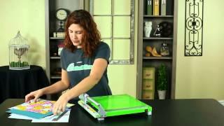 Cortadora de papel Cutterpillar Pro