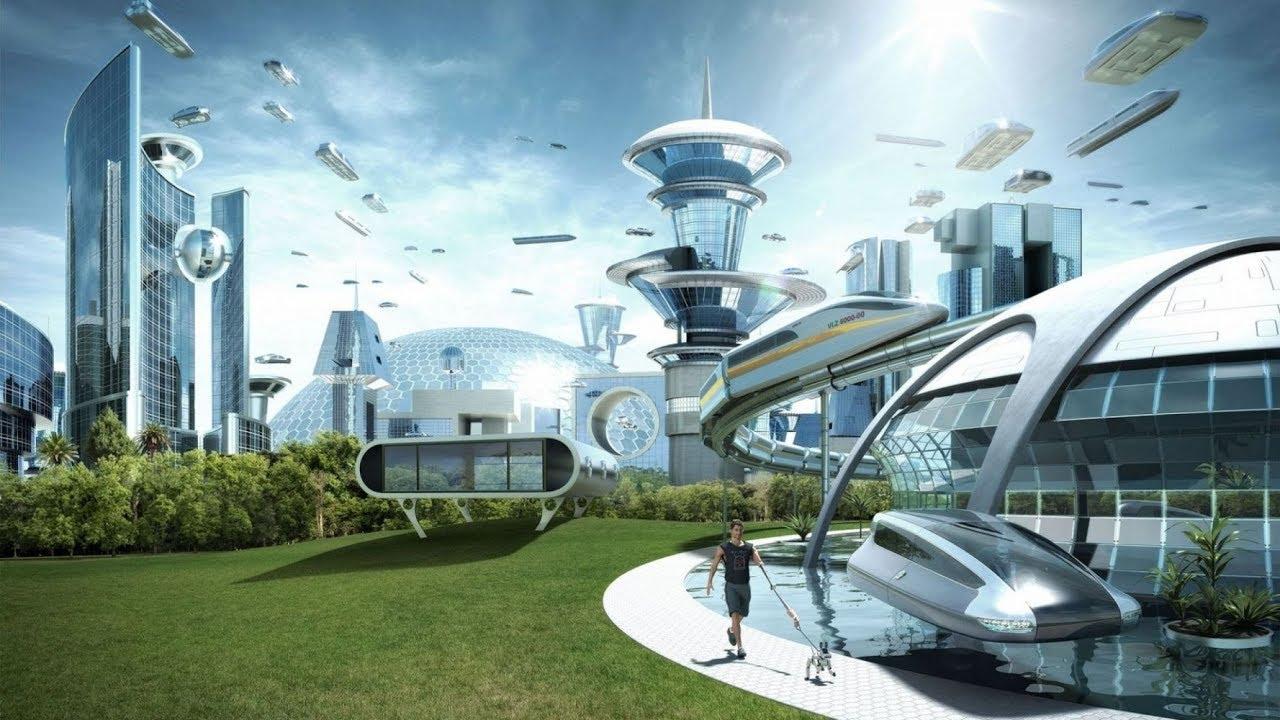 ASI SERA EL FUTURO EN 2050! VIVIR EN MARTE? - YouTube