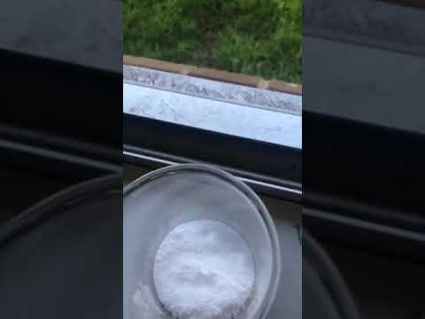 Calcium Chloride + Water