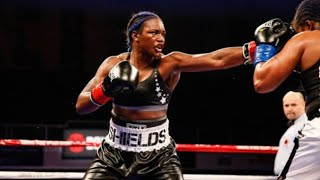 CLARESSA SHIELDS VS TORI NELSON FULL FIGHT