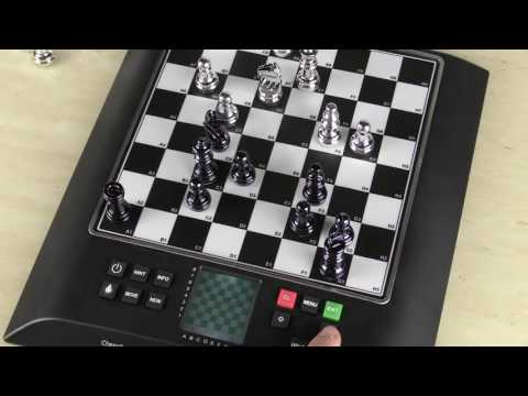 How to Set Up and Play Chess Position on Millennium Chess Genius Pro