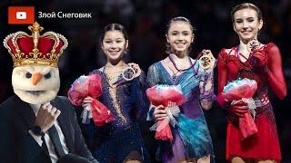 Девушки Чемпионат Мира среди Юниоров по Фигурному Катанию 2020 Таллин