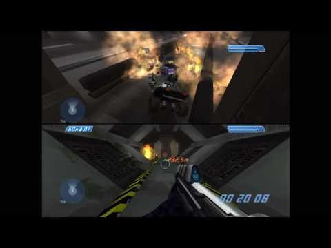 Halo: Combat Evolved - Legendäres Ende / Legendary Ending (Full HD 1080p) Best Quality Available!