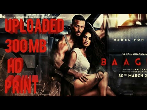 //How To Down. BAAGHI-2//in 300mb//in HD Print//