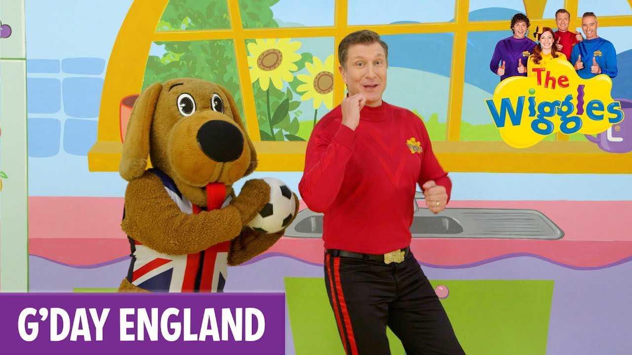 Wiggles Videos The Wiggles: Wiggling ...