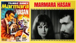 Marmara Hasan 1968   Yılmaz Güney Birşen Menekşeli   Yeşilçam Filmi  İzle