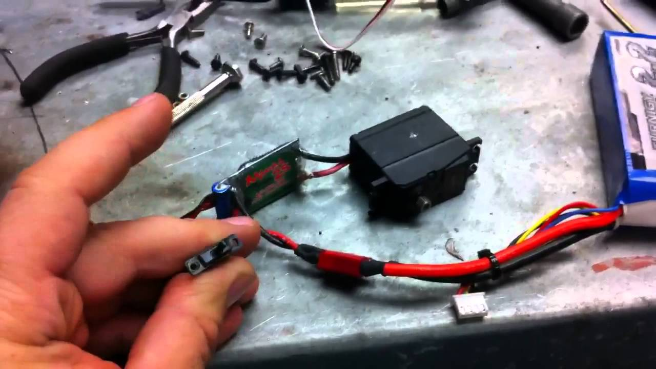 Wiring A Rc Winch - Data Wiring Diagrams •