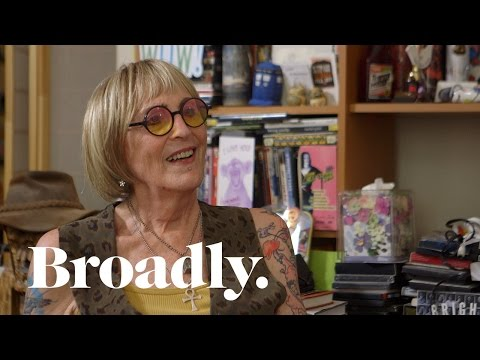 Ex-Scientology Leader and Trans Icon Kate Bornstein on What It ...