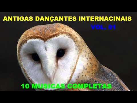 ANTIGAS INTERNACIONAIS DANÇANTES VOL.  1