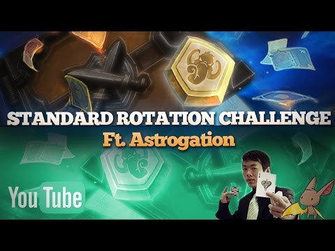 The Standard Rotation Challenge ft. Astrogation