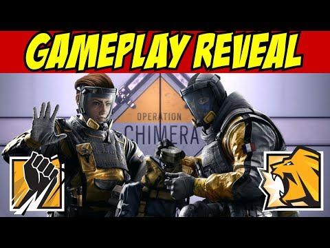 Rainbow Six Siege Lion & Finka Gameplay R6 Invitational Reveal Panel