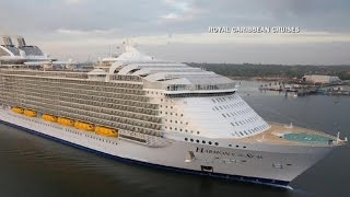 Largest cruise ship in the world to set sail in 2018 from Miami