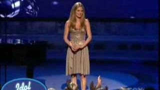 Kristy Lee Cook - FOREVER - Mariah Carey -Final-7 04/15/2008