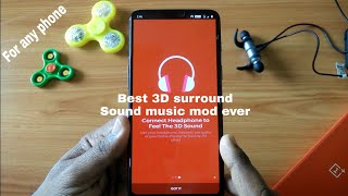 Download Best 3d Surround Music Player For Android 7 1
