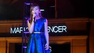 Connie Talbot - IMAGINE (Live at EastWoodMall)