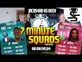 MY BEST HYBRID YET!? 7 MINUTE SQUAD BUILDER WITH REEV!!! - FIFA 15 ULTIMATE TEAM