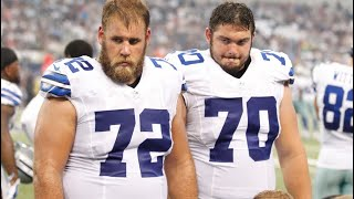 """Travis Frederick: """"Zack Martin is Arguably the Best Guard in Football""""; Speaks on Free Agency"""