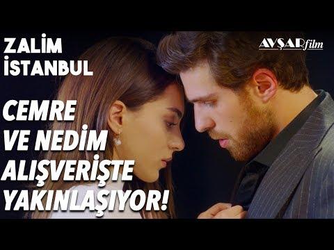 Damla'nın Alışveriş Videosu Cemre ve Nedim'i Yakınlaştırdı | Zalim İstanbul 21. Bölüm