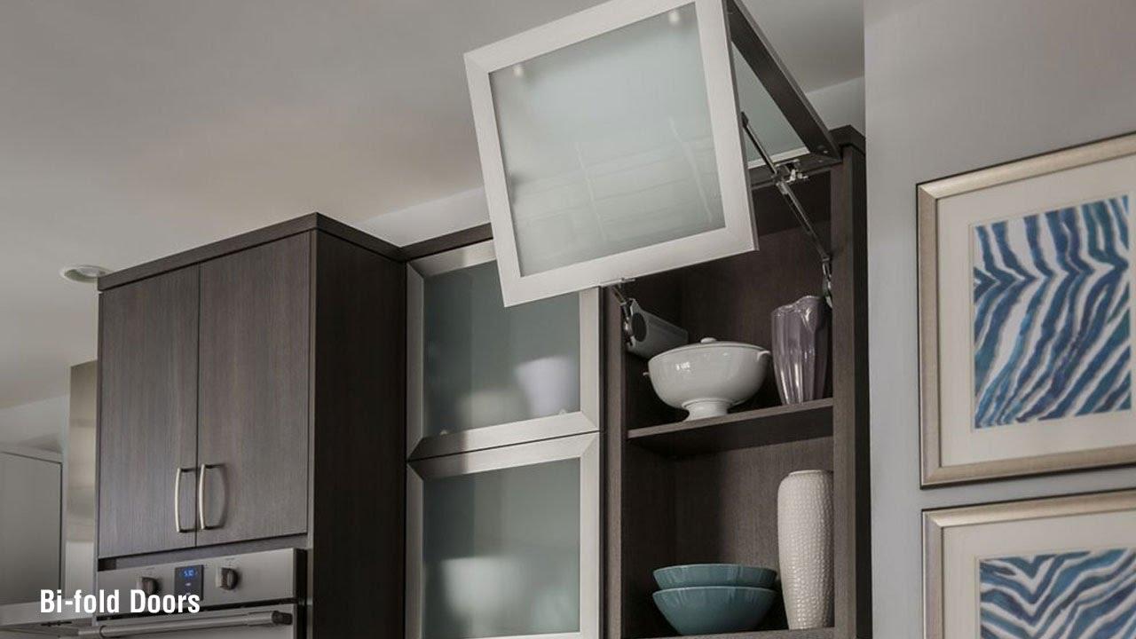 Best Kitchen Gallery: Schuler Cabi Ry Bi Fold Kitchen Cabi Doors Youtube of Bifold Kitchen Cabinets on cal-ite.com