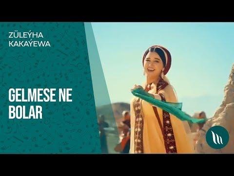 Züleýha Kakaýewa we ''Dehistan'' folklor topary - Gelmese ne bolar | 2018