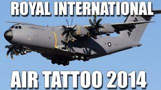 Royal International Air Tattoo 2014 (RIAT)