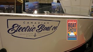 Canadaian Electric Boat Company Bruce 22