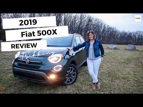 2019 Fiat 500X Trekking Review - All Things Fadra