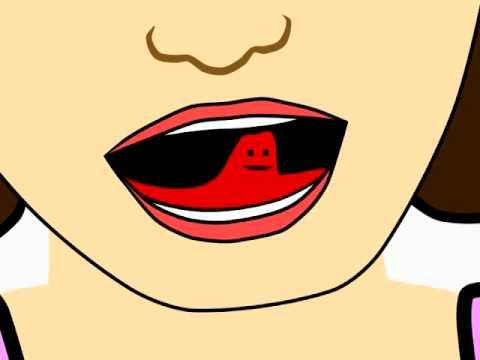 agar-raily---el-gusanito---dibujos-animados