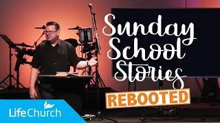 Sunday School Stories REBOOTED Week 5 18th October 2020 Ps Rob Simpson