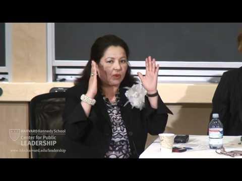 Latino Leadership Initiative: Latina leaders panel