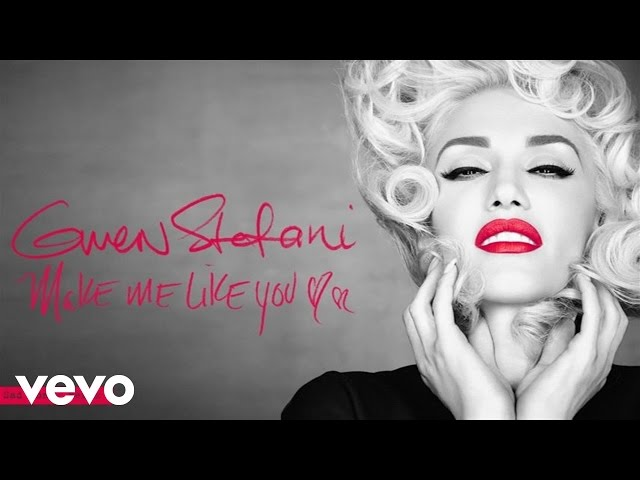 Gwen Stefani - Make Me Like You (Audio/Sad Money Remix)
