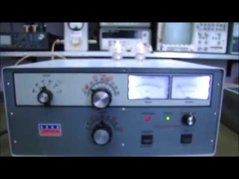 ALPHA TELECOM: LINEAR COMMANDER HF-2500 - NÃO CONFIEM EM VÁLVULAS CHINESAS