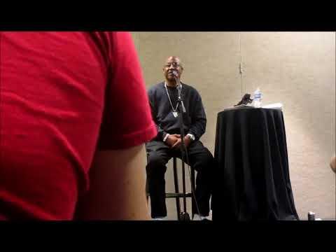Tiny Lister    ZEUS   WWF  Interview