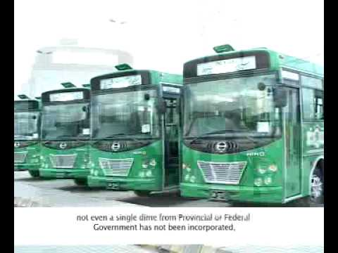ENGLISH-CNG BUS PROJECT - THE BEGINNING OF CHANGE IN PUBLIC TRANSPORT SYSTEM.