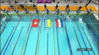 London 2012 (PC) - Swimming: 50m freestyle (women)