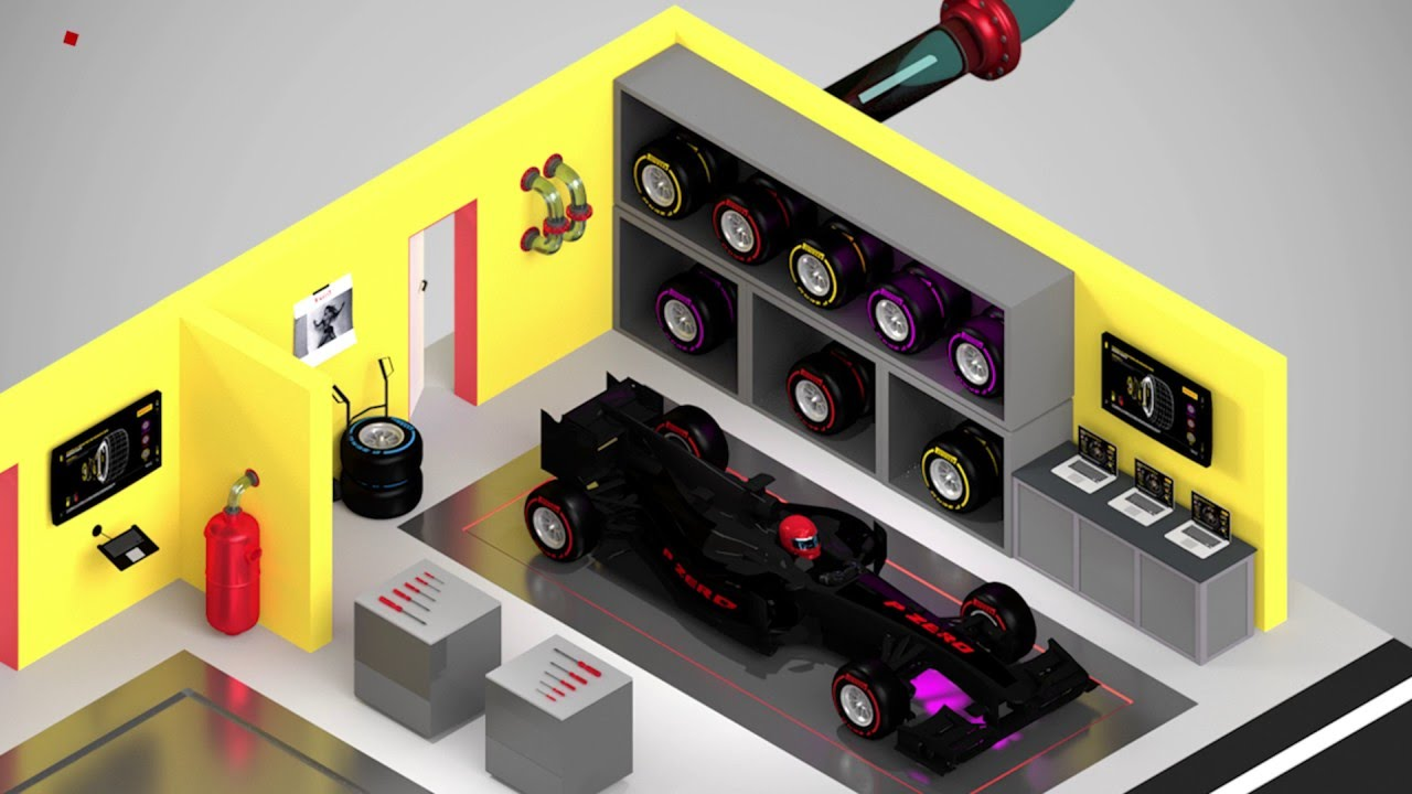 Formula One 2016 Tyre Regulations Video by Pirelli