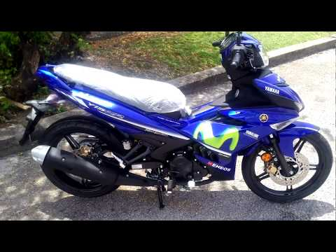 Yamaha Y15ZR walkaround (Movistar Limited Edition) - 2017