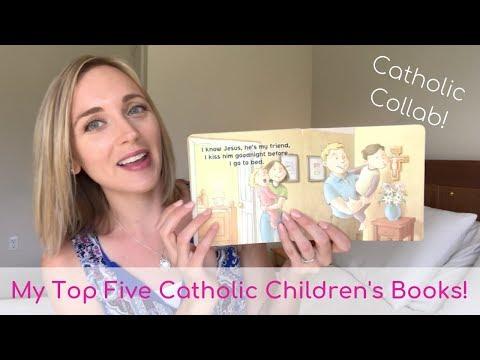 My Top Five Favorite Catholic Children's Books
